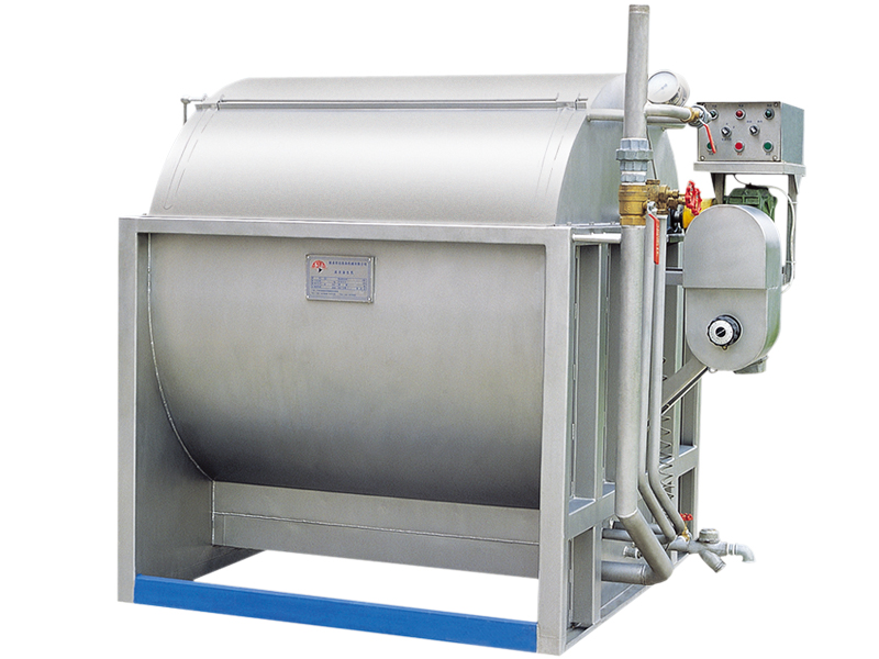 DX Type Side Paddle Dyeing Machine